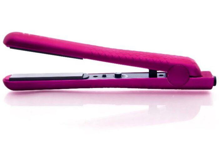 マスターピース フクシア 0.25インチ(1.9cm) セラミックスタイルアイロン