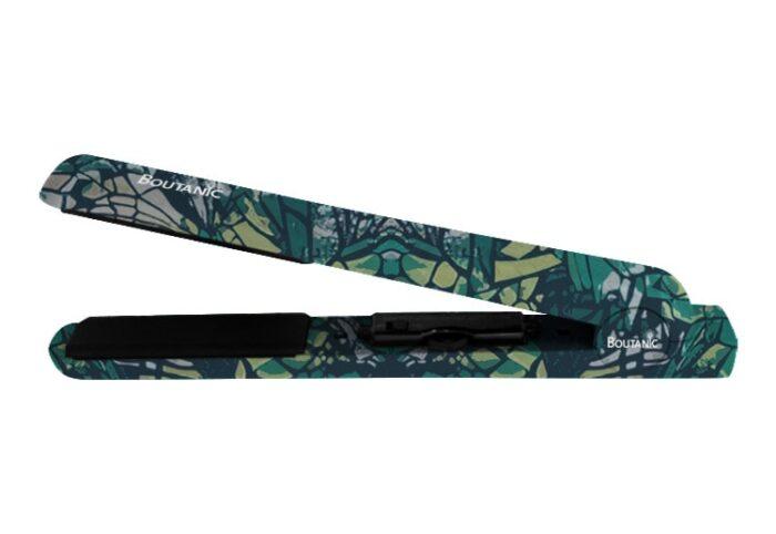 マスターピース ジャングル模様  1.25インチ(3.2cm) セラミックスタイルアイロン